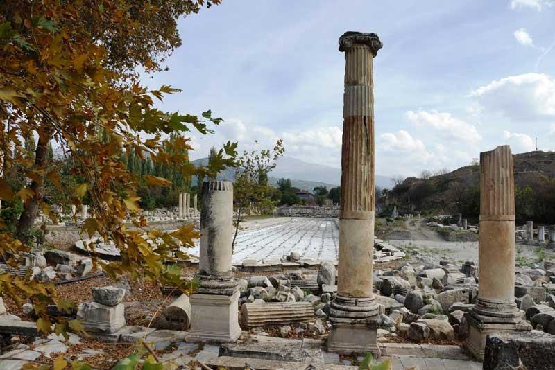 شهر تاریخی آنتیک آنتالیا