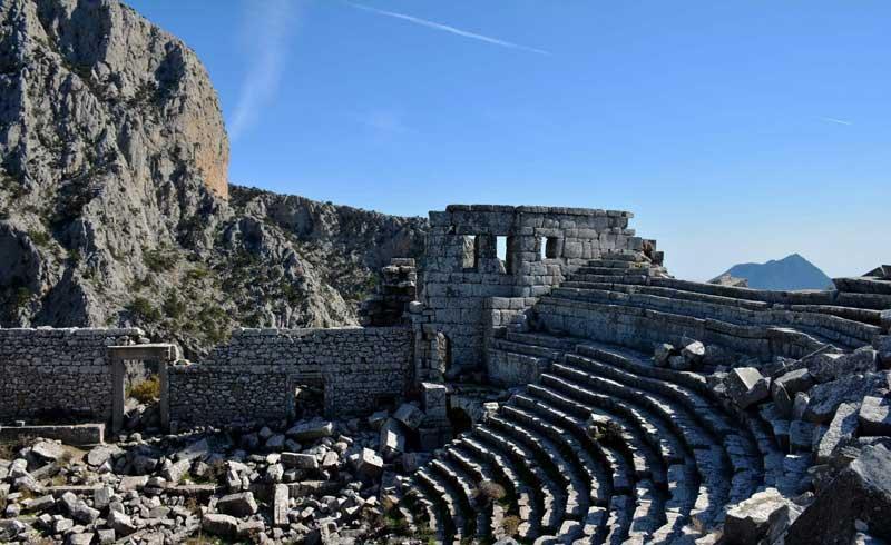 شهر تاریخی و باستانی ترمسوس