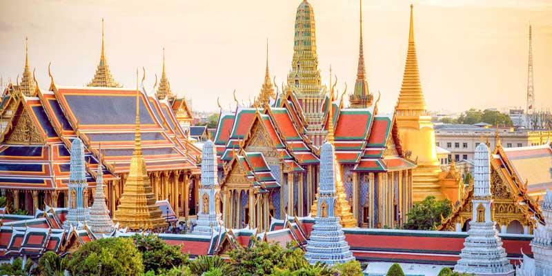 معبد وات فو قدیمی ترین صومعه بودایی در بانکوک