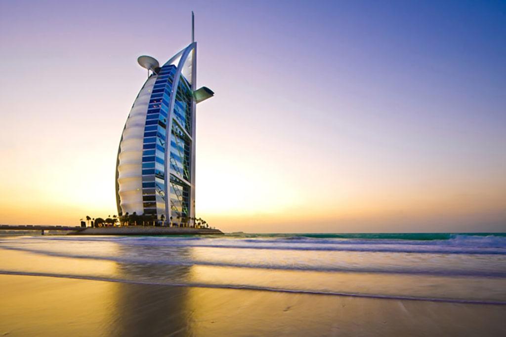 برج العرب شاهکار معماری و سازه های دنیا