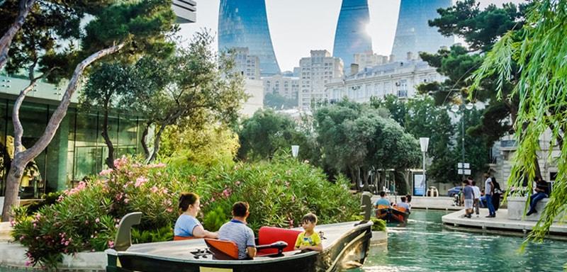 در ونیز کوچک آذربایجان به قلب ونیز سفر کنید