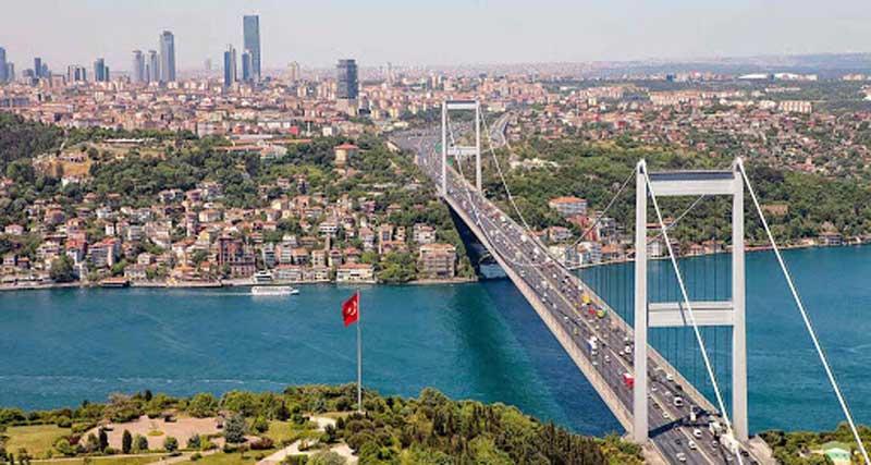 تنگه بسفر نگین گردشگری استانبول