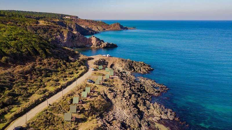 شیله دهکده ای جذاب در ساحل دریای سیاه استانبول (Şile)