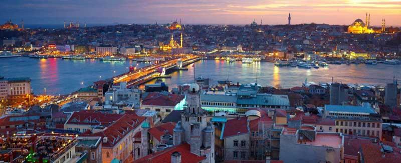 بهترین اماکن دیدنی استانبول در محله سلطان احمد (Sultanahmet District)