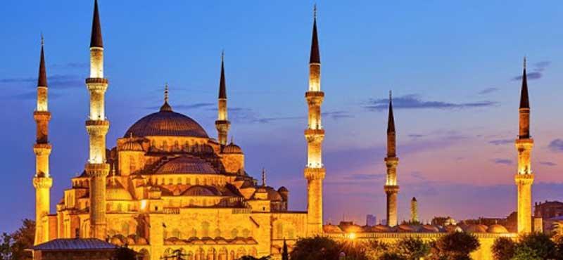 مسجد ایوب سلطان، محل تاجگذاری سلاطین عثمانی