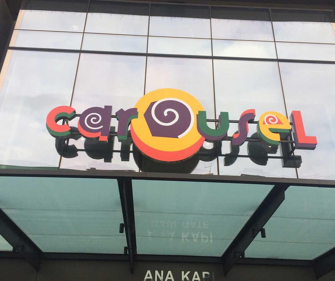 مرکز خرید کروسل مال استانبول