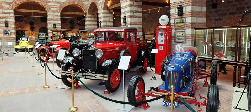 موزه راحمی کوچ استانبول