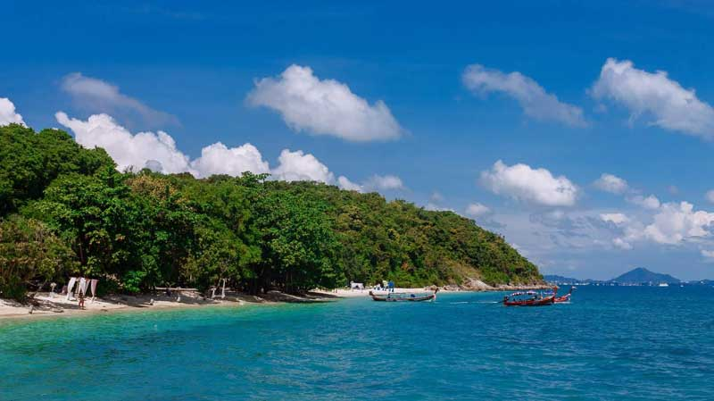 بون آیلند جزیره ای کوچک اما فوق العاده در پوکت