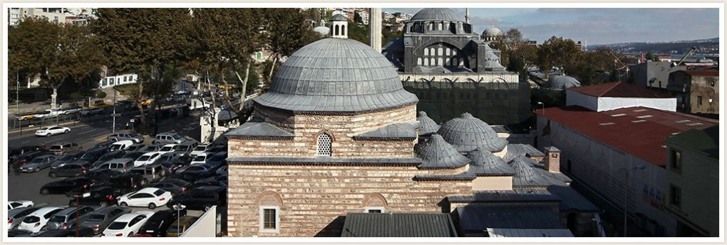 مسجد کلیچ علی پاشا استانبول