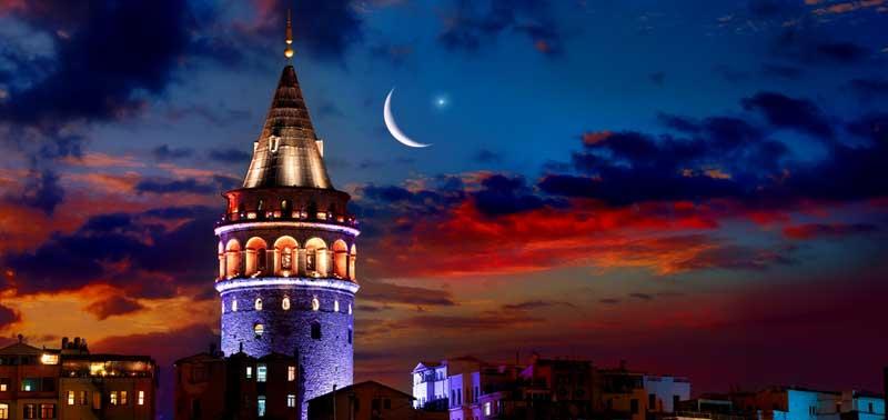 برج گالاتا یا برج مسیح استانبول