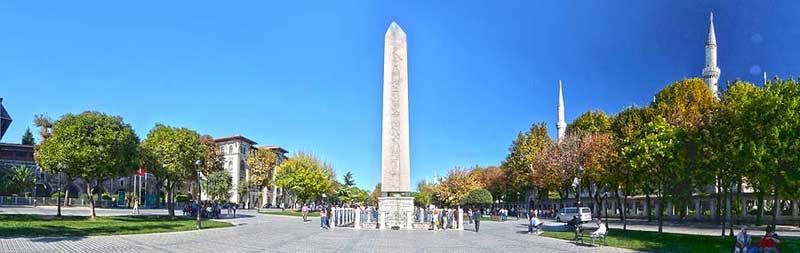 هیپودروم میدانی باستانی در استانبول