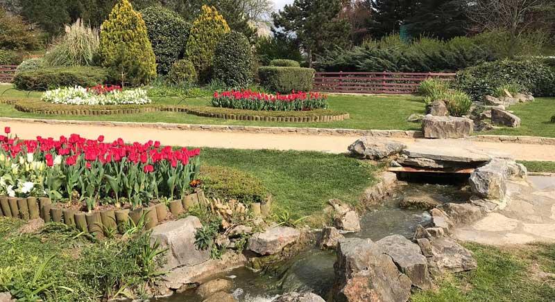 پارک بتانیک استانبول یا Botanik Park از دیدنی های این شهر