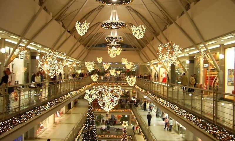 مرکز خرید متروسیتی استانبول با برندهای ترک و بین المللی