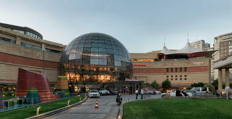 مرکز خرید پالادیوم استانبول
