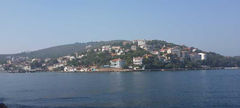 جزیره کینالی آدا تبعیدگاه امپراطوران روم باستان
