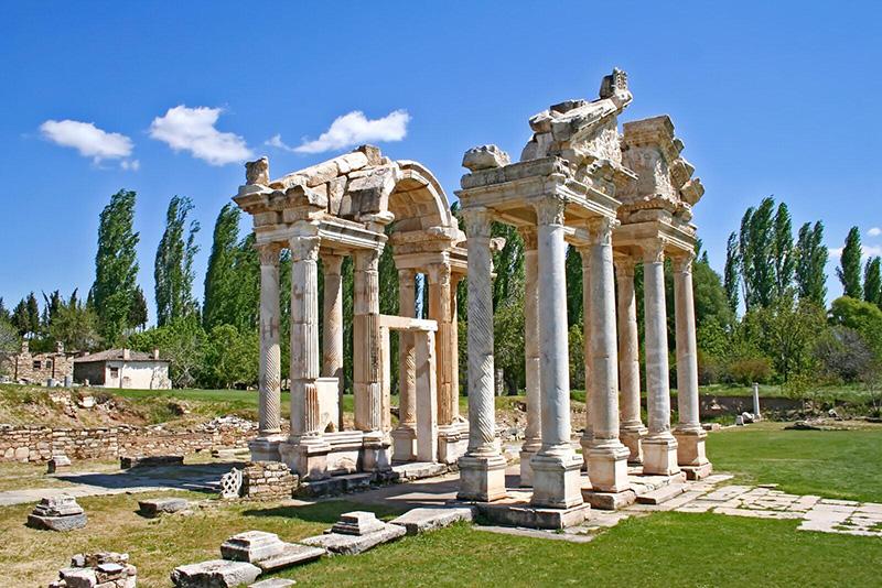شهر باستانی آفرودیسیاس یا Aphrodisias