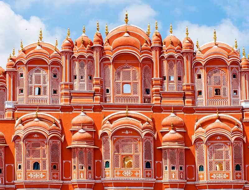 قصر هوا محل هند