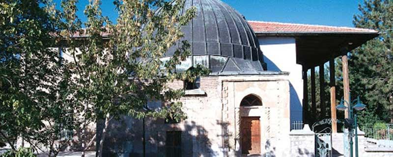 مسجد مرام هاسبی ترکیه مسجدی با ظاهر مربع شکل