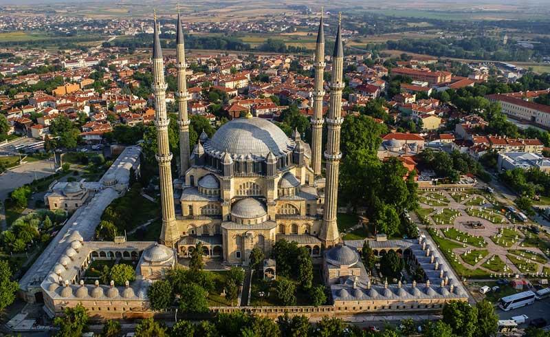 مسجد سلیمیه، شاهکار سینان معمار بزرگ دوره عثمانی