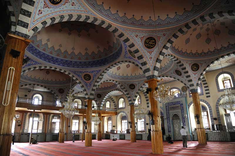 مسجد جامع اپیلیکچی قونیه از نخستین مساجد مناره دار آناتولی