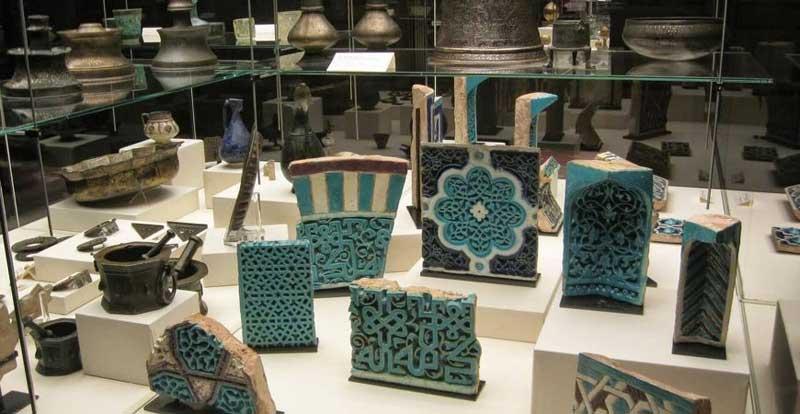 موزه مدرسه کاراتای یا موزه کاشی قونیه، تصویری از اقتدار سلجوقیان