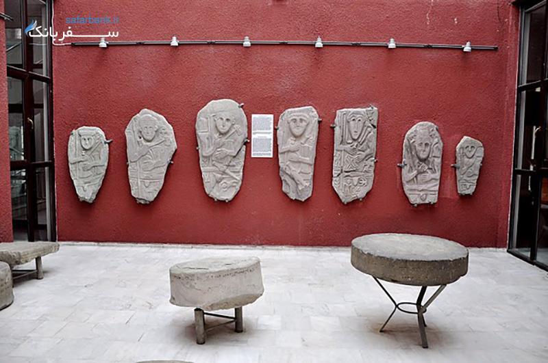 موزه شهر وان، موزه ای با اشیای ابتدای عصر آهن
