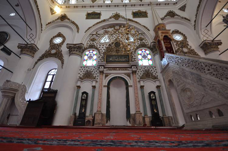 مسجد حصار مسجدی زیبا و باشکوه در ازمیر
