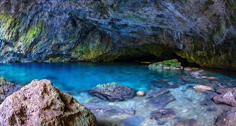 غار زئوس غاری اساطیری در کوش آداسی