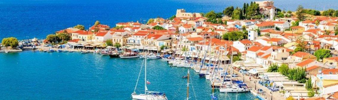 سفر به جزیره ساموس Samos یونان از کوش آداسی