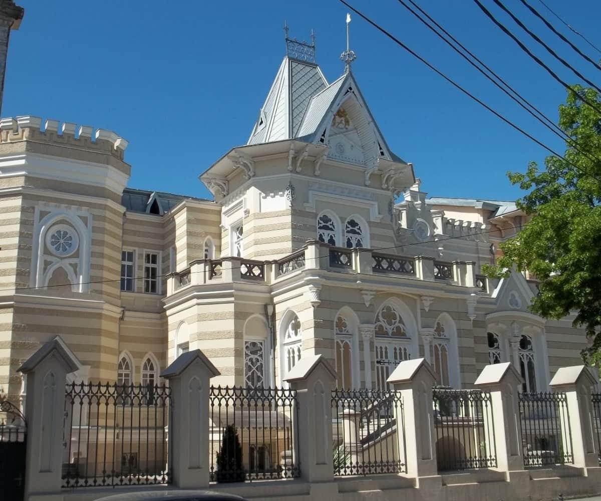 موزه دولتی تئاتر، موسیقی و سینمای گرجستان