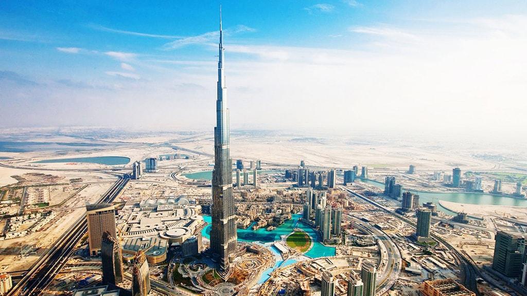 دبی مال مرکز خریدی  فراتر از انتظار