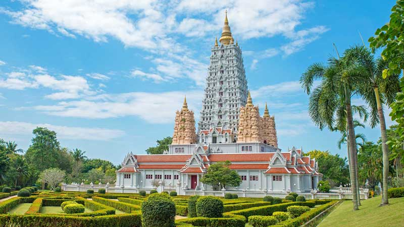 وات یان سانگبزرگ ترین معبد بودایی در پاتایا