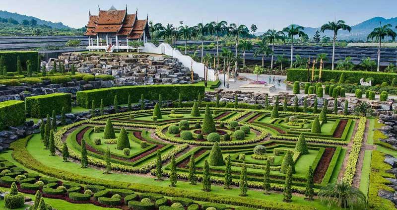 کائو کویی باغ وحش پاتایا و اولین باغ وحش تایلند