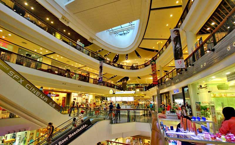 سنترال فستیوال پاتایا بیچ بزرگ ترین مرکز خرید رو به ساحل آسیا