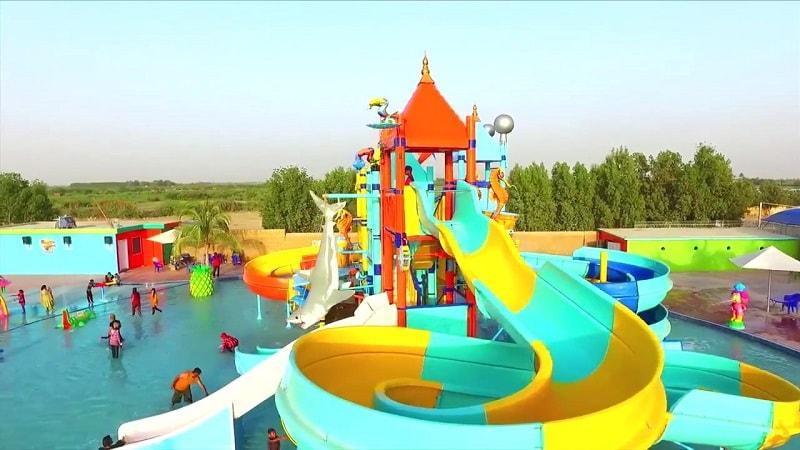 سان وی لاگون شهربازی و پارک آبی مالزی در کوالالامپور