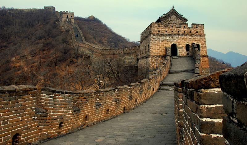 دیوار چین طولانی ترین بنای ساختمانی جهان است؟