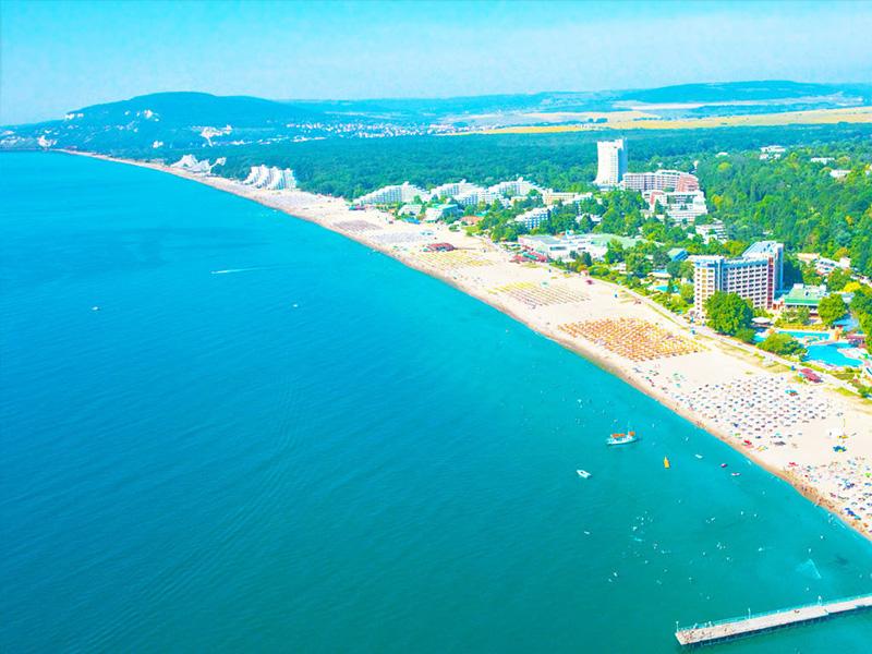 سواحل وارنا تجربه حضور در کرانه های دریای سیاه