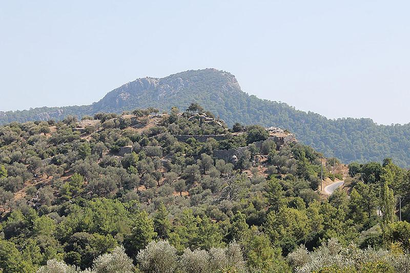 شهر باستانی آموس مارماریس