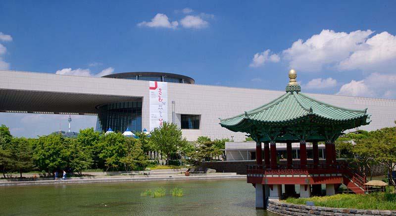 موزه ملی سئول