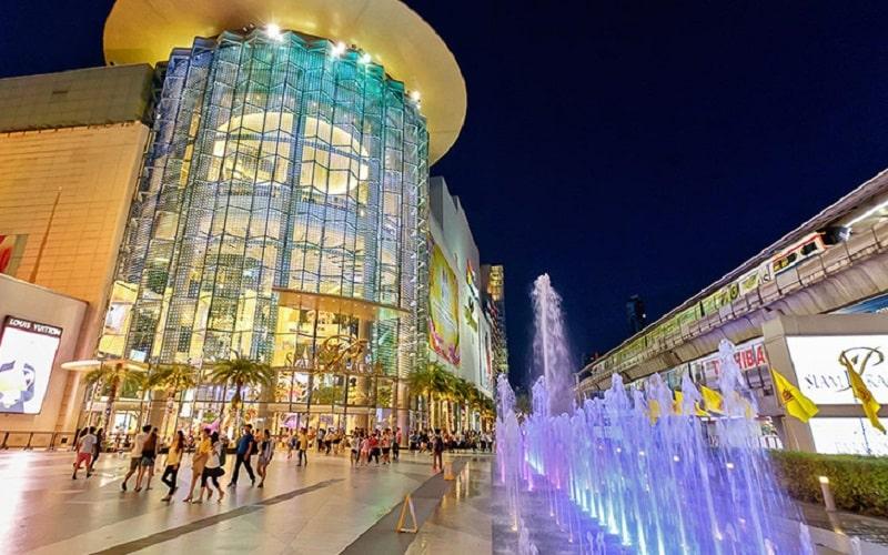 سیام پاراگون از بهترین مراکز خرید بانکوک