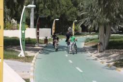 پیست دوچرخه سواری کیش