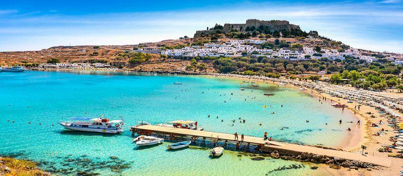 جزیره رودس یونان