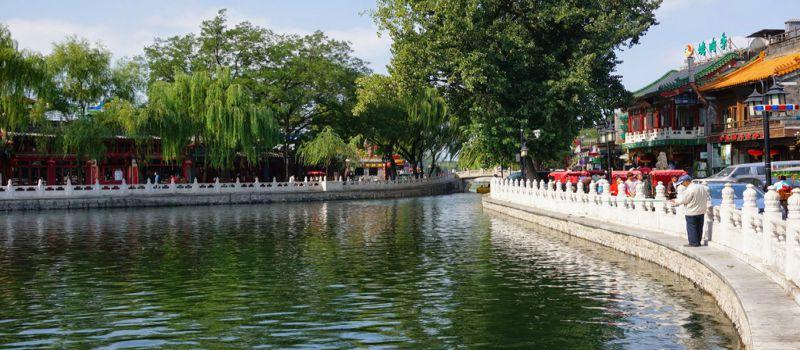 شیچاهای، دریاچه ده معبد در چین