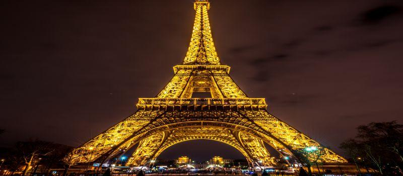 برج ایفل پر بازدیدترین اثر تاریخی جهان
