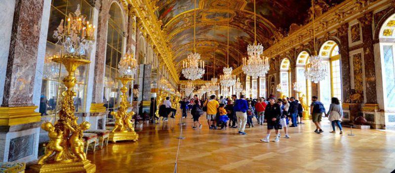 کاخ ورسای فرانسه محل قدرت تا موزه ای تاریخی