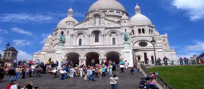 همه چیز درباره سکره کور یا کلیسای قلب مقدس پاریس