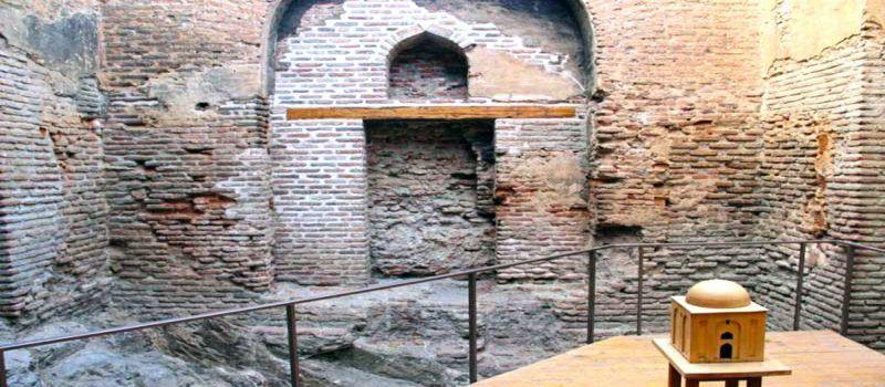 آتشگاه تفلیس بنایی مربوط به ایران باستان