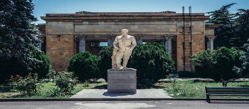 موزه استالین روایتگر زندگی دیکتاتور حکومت شوروی