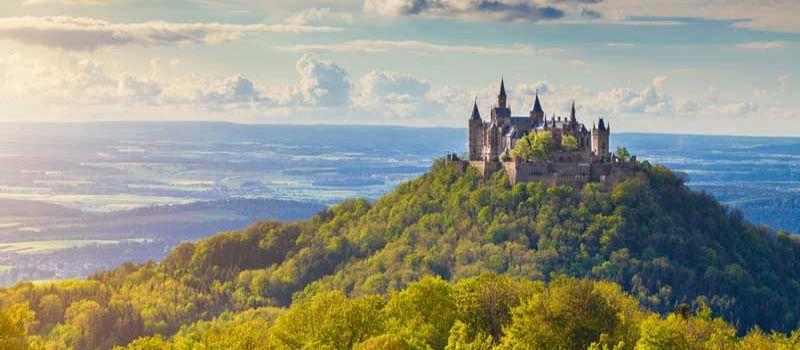 قلعه ی هوهنزولرن