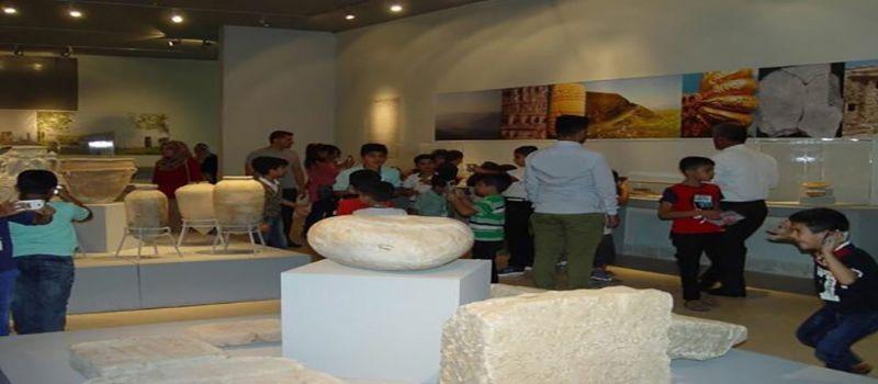 لمس تاریخ در موزه باستان شناسی سلیمانیه عراق